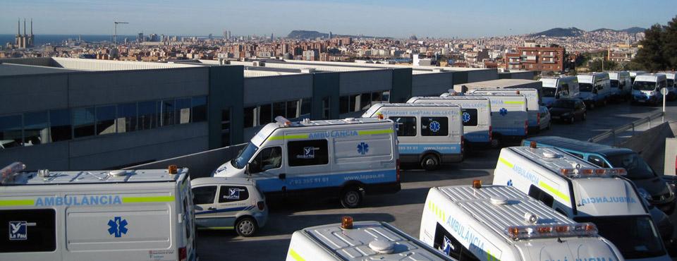 Cooperativa dedicada al transporte sanitario con más de 30 años de experiencia