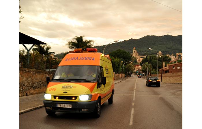 La Pau contracta 24 tècnics d'emergències sanitàries (TES)