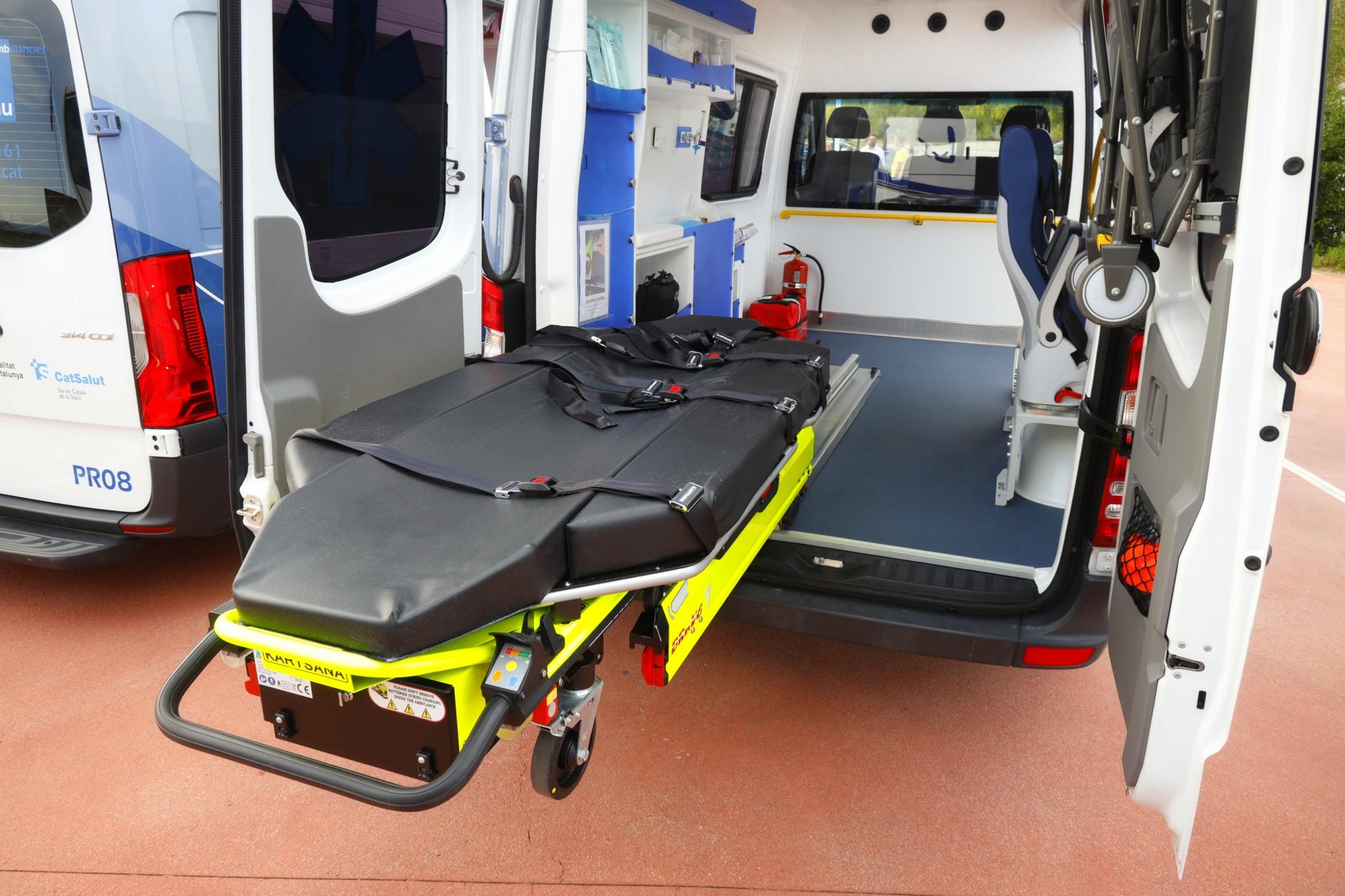 transporte en ambulancia