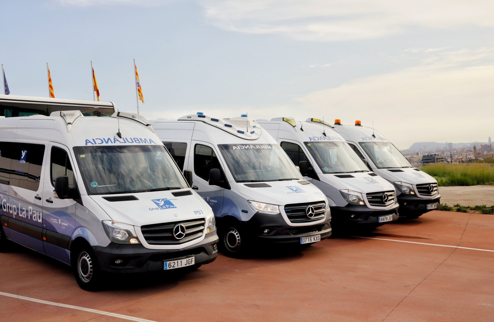 transport sanitari catalunya