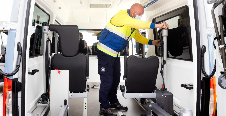 Tècnic en transport i emergències sanitàries