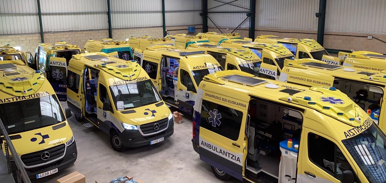 transport sanitari urgent
