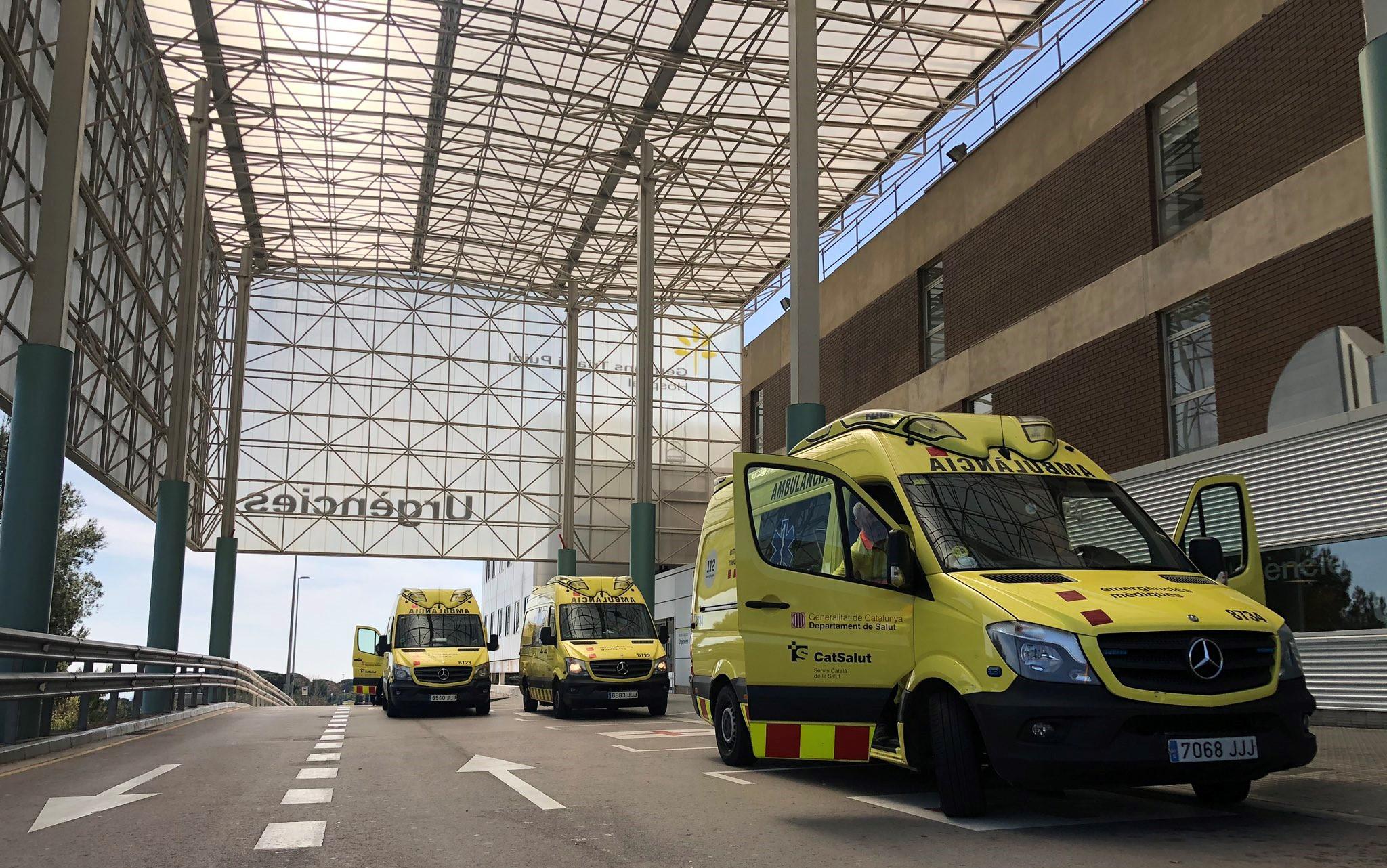 transport sanitari a Barcelona