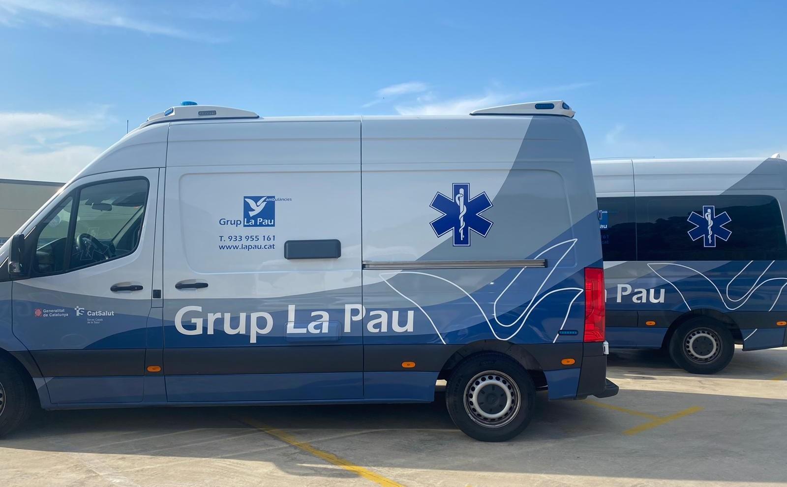 transport sanitari no urgent