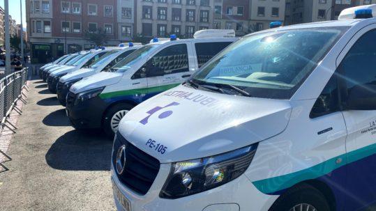 tipus d'ambulancies